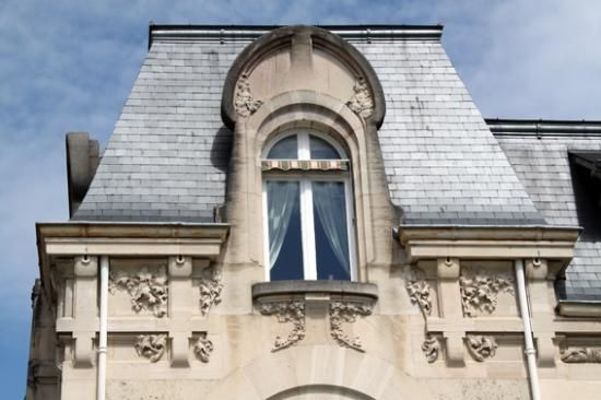 Maison art nouveau  à Châlons-en-Champagne , Marne, France