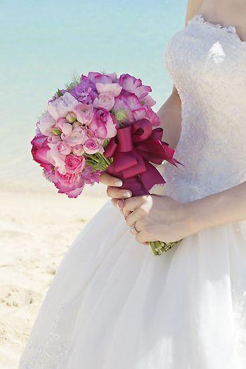 挙式用スタイル*ビーチフォトスタイルの画像 - お幸せに~!海外挙式 - Yahoo!ブログ