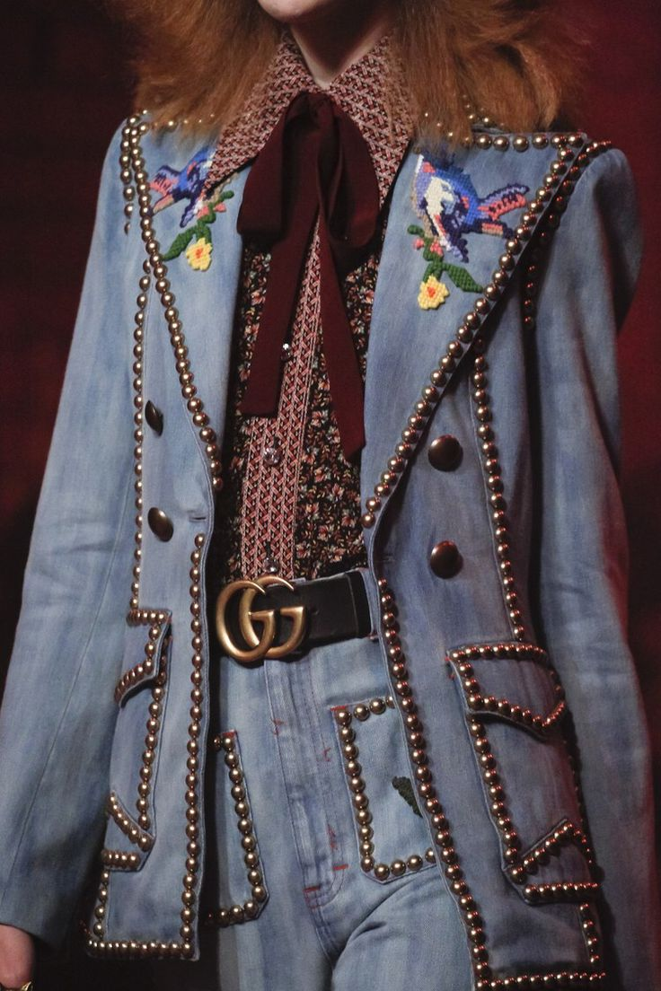 Gucci - Spring 2017 Ready-to-Wear