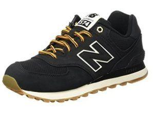 Zapatillas New Balance 574 baratas para hombre por 49,95 euros. 45% de descuento