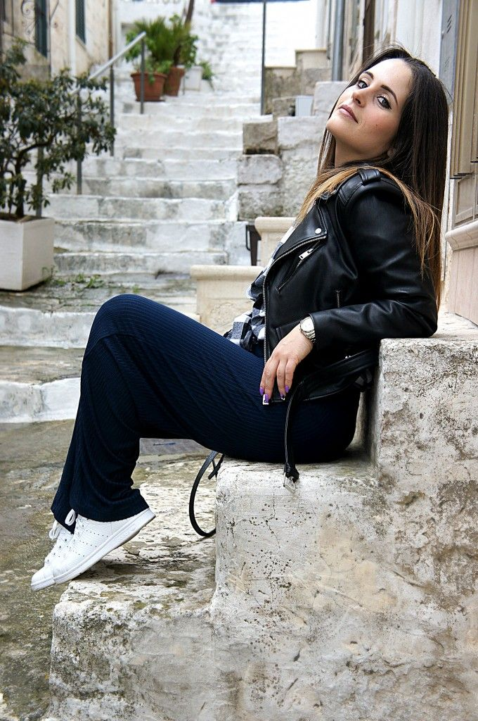 Oltre 25 Fantastiche Idee Su Pantaloni Larghi Su Pinterest
