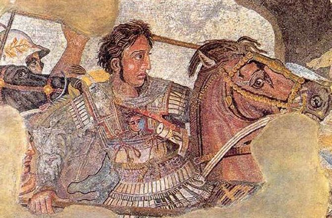 Burned Bones in Alexander the Great Tomb Give Up Few Secrets : Discovery News