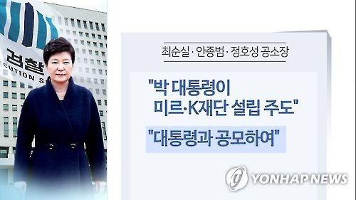 '피의자 대통령' 국정수행…법적문제 없지만 정치적 논란
