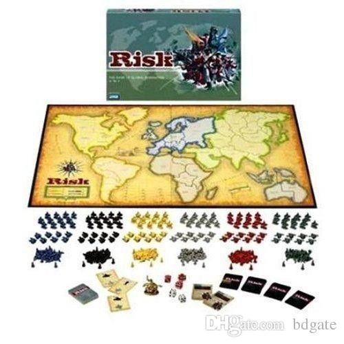 Risk: the game of global Domination Board  game