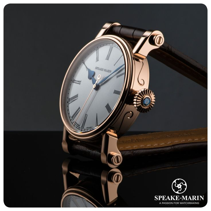 """Speake-Martin is extremely proud to be joining the Only Watch adventure and taking part in the charity auction for the first time by donating a unique timepiece for the event, Resilience """"One Art"""". www.speake-marin.com"""