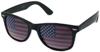 American Flag Sunglasses DIY