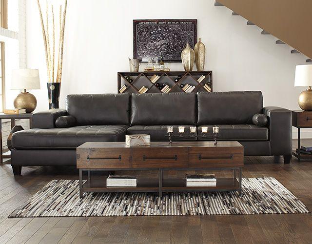 Get Inspired Navigation | Ashley Furniture HomeStore