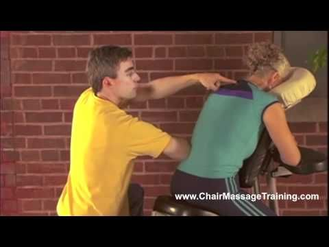 QL Compressions - Chair Massage Techniques with Eric Brown