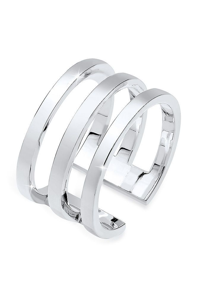 Elli Ring »Blogger Must-Have Wickelring 925er Silber« Jetzt bestellen unter: https://mode.ladendirekt.de/damen/schmuck/ringe/silberringe/?uid=492498da-09cc-586a-a297-6248a7a9859a&utm_source=pinterest&utm_medium=pin&utm_campaign=boards #schmuck #ringe #keine #silberringe