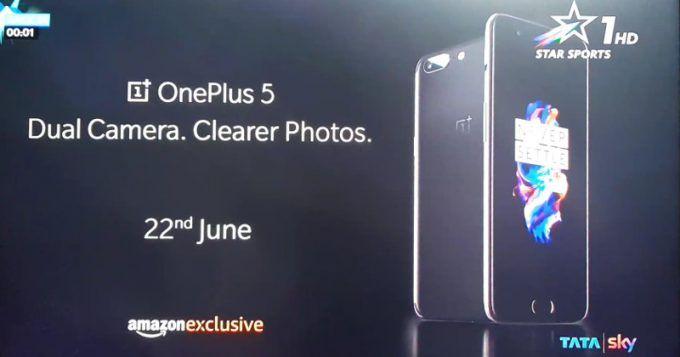 OnePlus 5 all but officially revealed in India Rather than be considered the worst kept secret OnePlus seems to have decided to just let everyone see the OnePlus 5 anyway. Well somewhat. In India right in the middle of the ICC Champions Trophy cricket tournament OnePlus inserted a short ad that not only reminded the nation that the OnePlus 5 will launch there on Thursday but also finally  Continue reading #pokemon #pokemongo #nintendo #niantic #lol #gaming #fun #diy