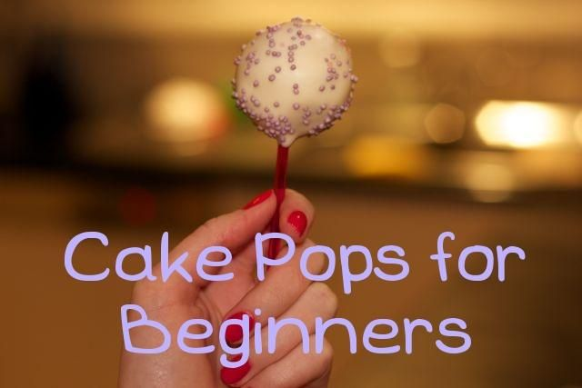 Cake Pop Recipe: DIY Cake Pops: Cake Pops for Beginners