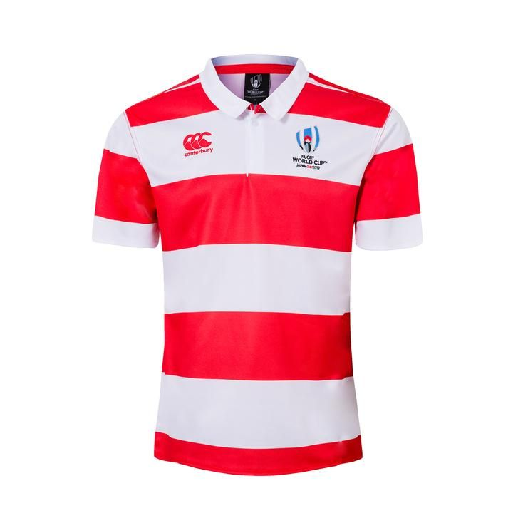 Japan National Rugby Union Team Word Cup Polo 2019 20 Replica Kit Shir Www Worldsoccerfootballshop Com En 2020