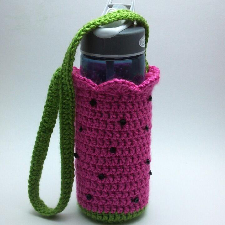 Crochet Drink Carrier Craft Ideas Pinterest Patterns ...