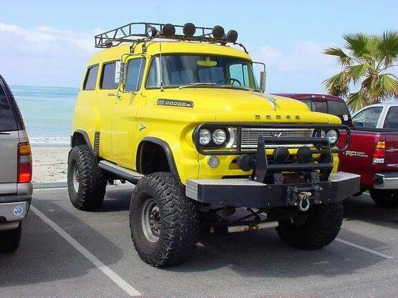 Bug Out Wagon : Best images about dodge panel and town wagons on