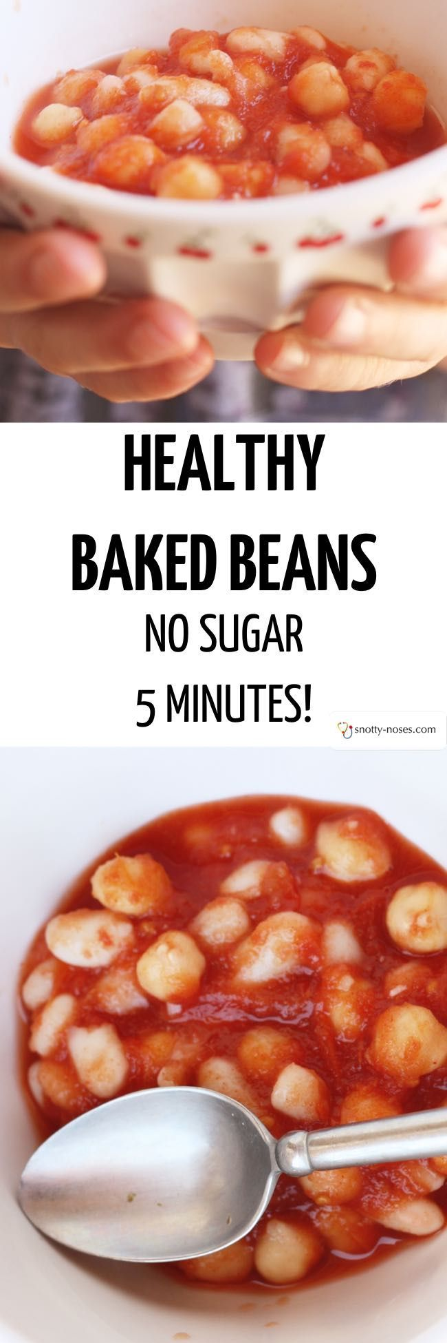Healthy Baked Beans No Sugar. | Yummy Dinner Recipes ...
