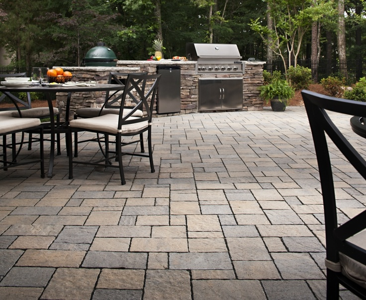 The Urbana Collection From Belgard Hardscapes.