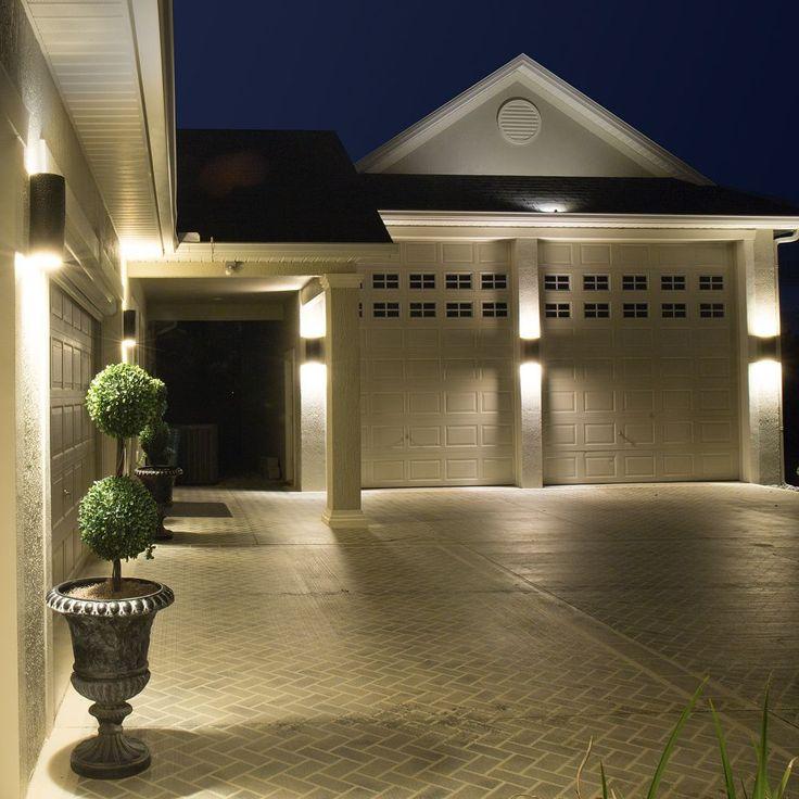Best Modern House Design: Best 100+ Residential Landscape Lighting Ideas