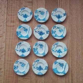 My mini: Tutorial: Miniature plates