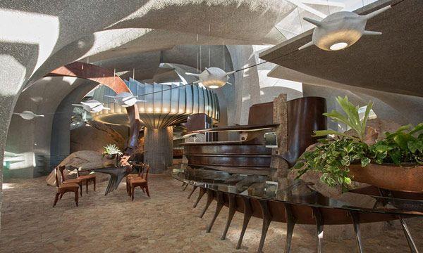 Organic modern architecture by Ken Kellogg