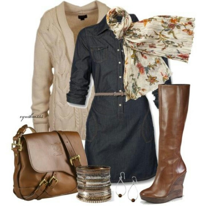 Country girl in the city, is this not a cute outfit?!