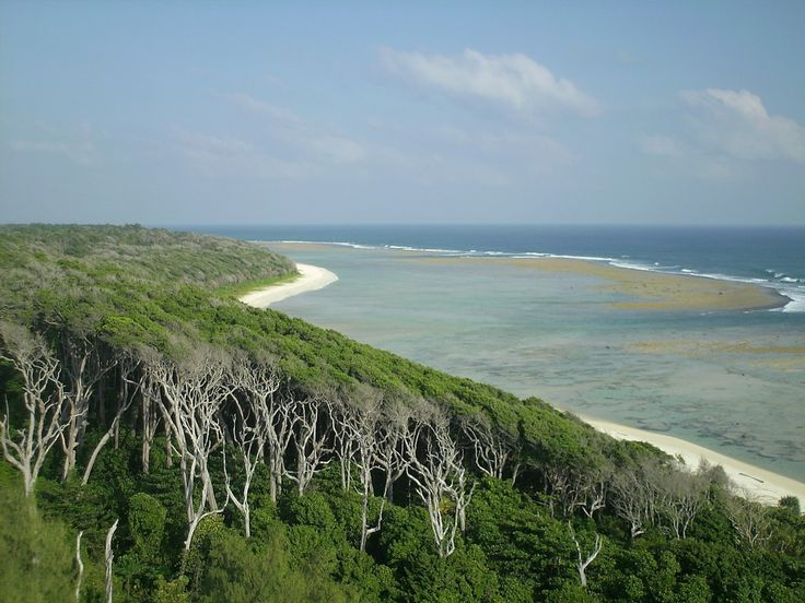 Andamans and Nicobar Islands: Virgin Islands