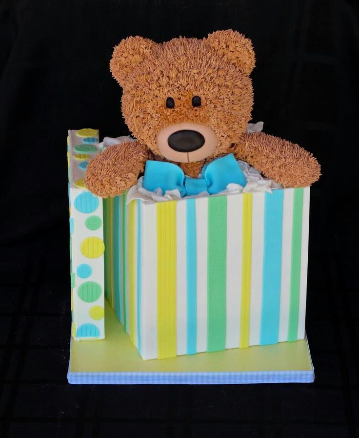 teddy bear baby shower bear baby showers cakes baby showers gift box