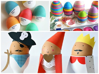 decorate your eggs
