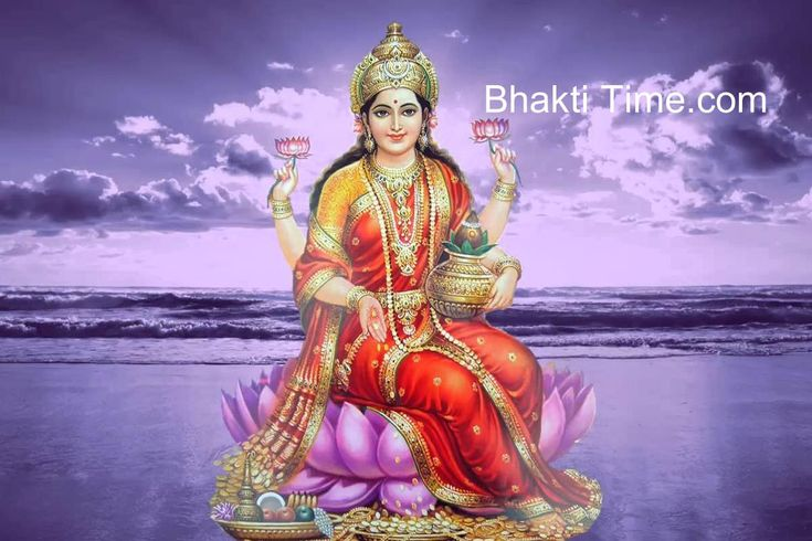 Lakshmi Devi Wallpapers - Bhakti Time