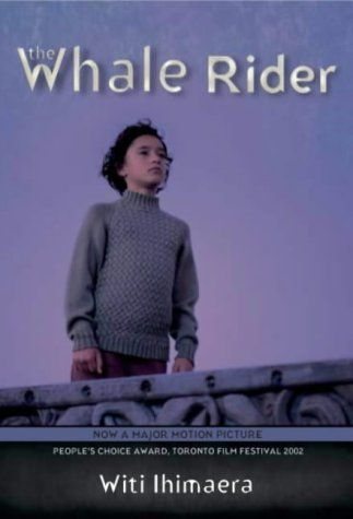 The Whale Rider by Witi Ihimaera  my small moment of glory - jersey on cover