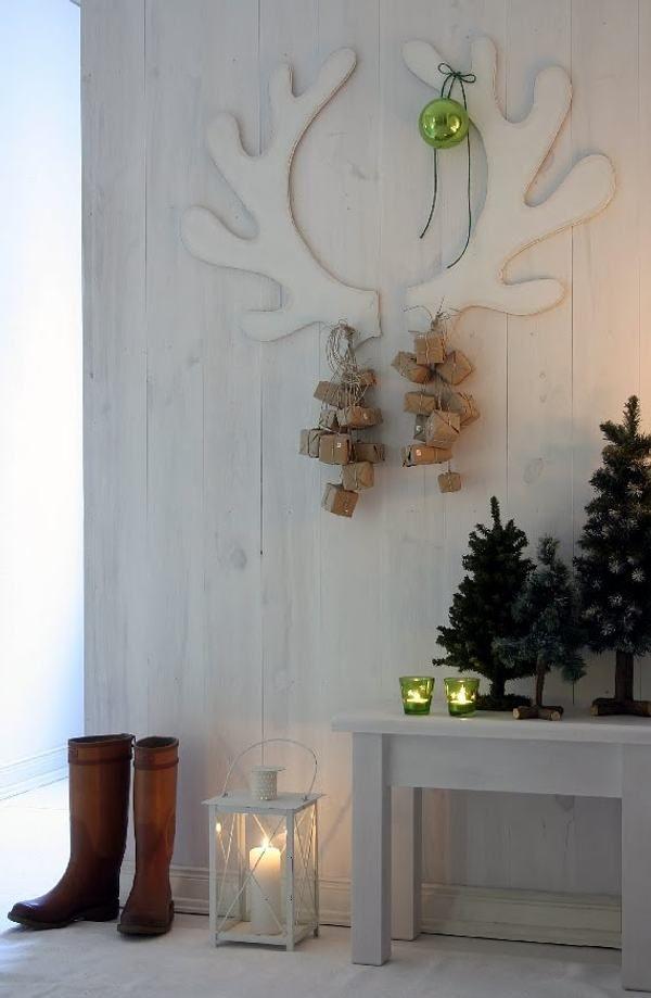 decoración de navidad originales | ocasión queremos compartir varias ideas de decoración de Navidad ...