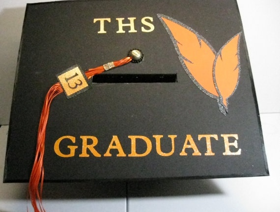 Graduation 2013 Graduation Party Decoration By FabbCreations, $49.95.  Abschlussfeier ...