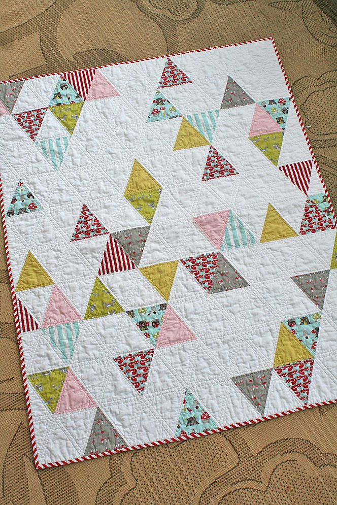 811 best Baby Quilt Inspiration images on Pinterest | Baby ... : modern baby quilt patterns - Adamdwight.com
