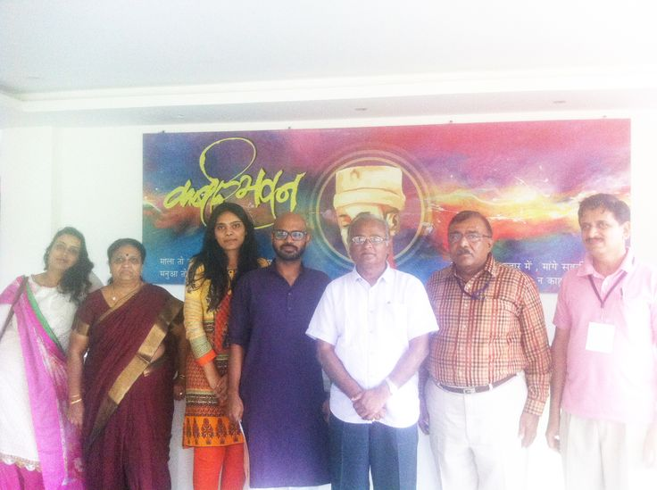 A group of Spiritual Aspirants attend the Certificate Course on Meditation & Spirituality