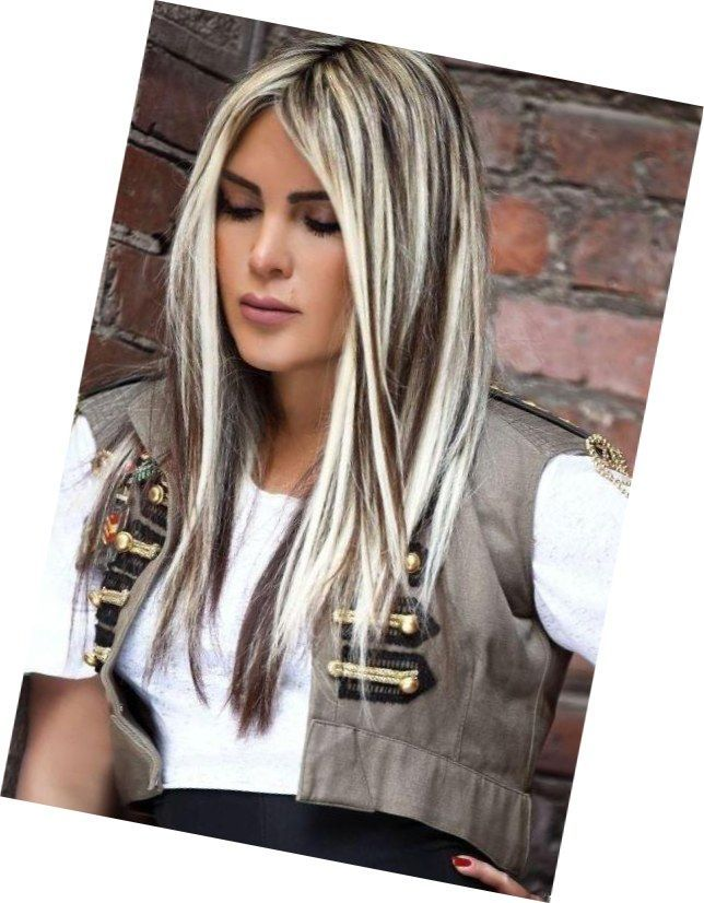 Blending Gray Hair With Highlights Blonde Hair