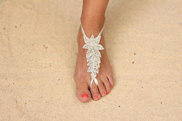 IBIZA STYLE | DANIELA barefoot sandals