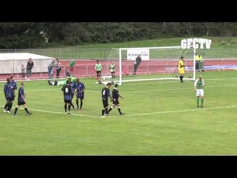 GFC v Colliers Wood: 5-3  Ross Allen scores all five goals.