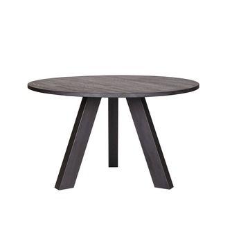 WOOOD tafel Rhonda Ø129x77 cm