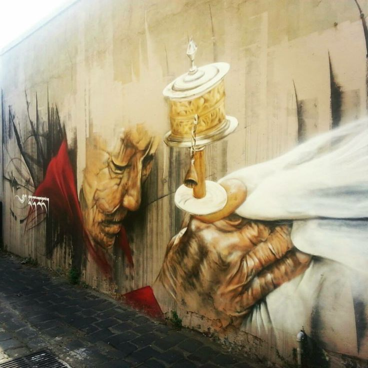 155 best Adnate Street Art images on Pinterest | Street artists ...