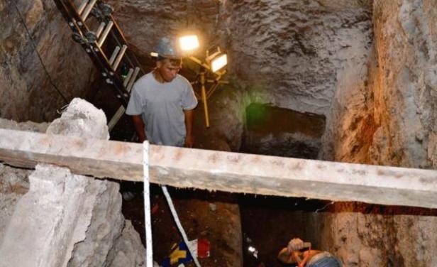 Reforma de local en Punta Carretas permitió descubrir pasadizo secreto de los tupamaros.