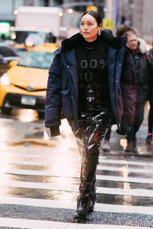 Street style: New York Fall/Winter 2017-2018 Fashion Week 64