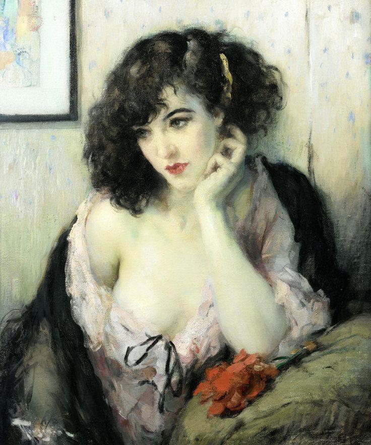 catonhottinroof:  Fernand Toussaint