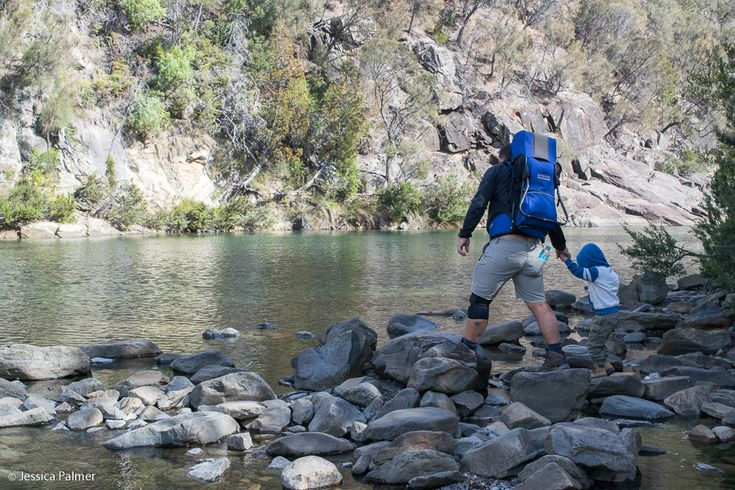 The Apsley River Waterhole and Gorge Walk with KIDS. This walk is #52 of Tasmania's 60 Great Short Walks.
