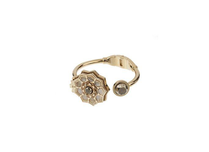 Lotus Temple Bracelet