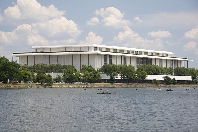 The Kennedy Center  Washington,