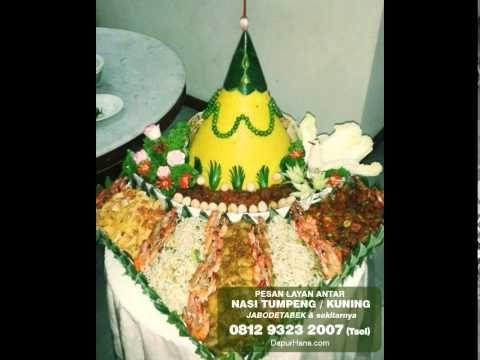 081293232007 (Tsel)   Pesan Tumpeng Nasi Kuning Bekasi - YouTube