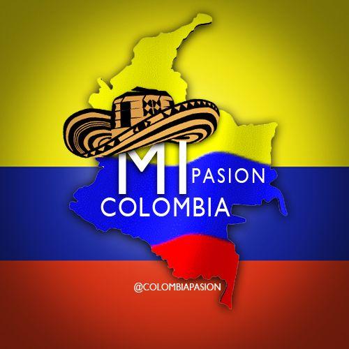 Mi pasión es Colombia