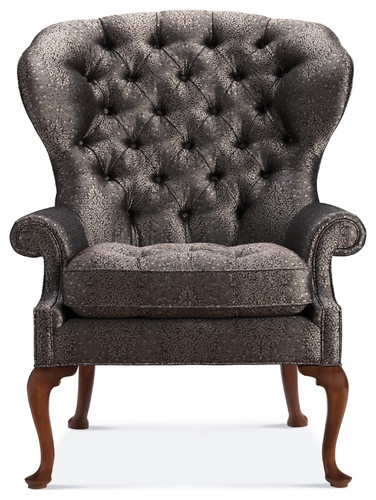 George II Wing Chair   Baker Furniture   Chairs   Other Metro   Baker  Furniture