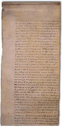 책으로 책하다 :: 인권 선언 문서: 권리장전