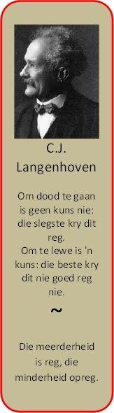 slagspreuk cj langenhoven.jpg (163×590)