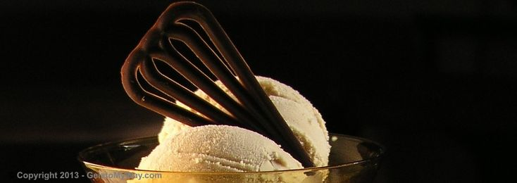 Lactose free Coffee Gelato